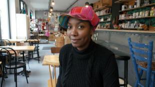 Actuellement en maîtrise de sociologie à Montréal, Amandine Gay a travaillé pendant quatre ans à son documentaire.