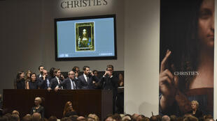 The painting was last auctioned at Christie's in New York in 2017