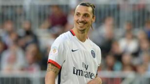 La star suédoise du PSG, Zlatan Ibrahimovic, a annoncé vendredi 13 mai son départ du club parisien pour lequel il jouait depuis 2012.
