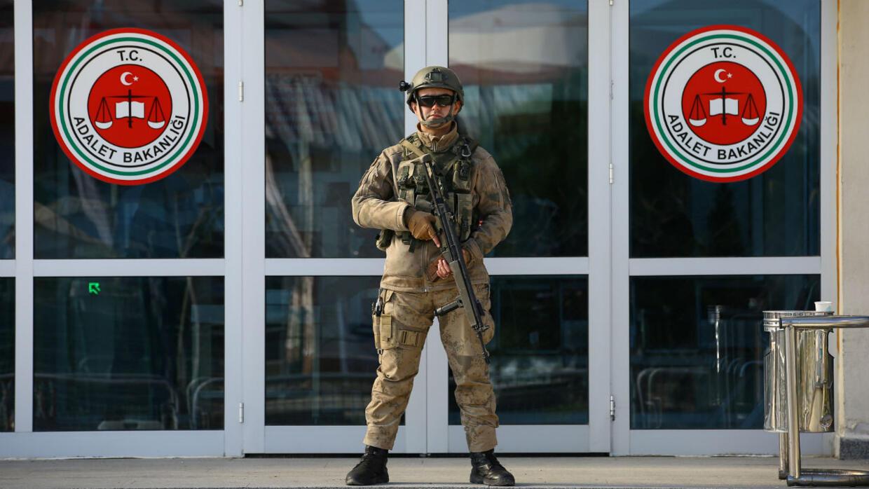 Man accused of being UAE spy 'commits suicide' in Turkish jail