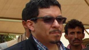 أحمد  عوض بن مبارك مدير مكتب الرئيس اليمني