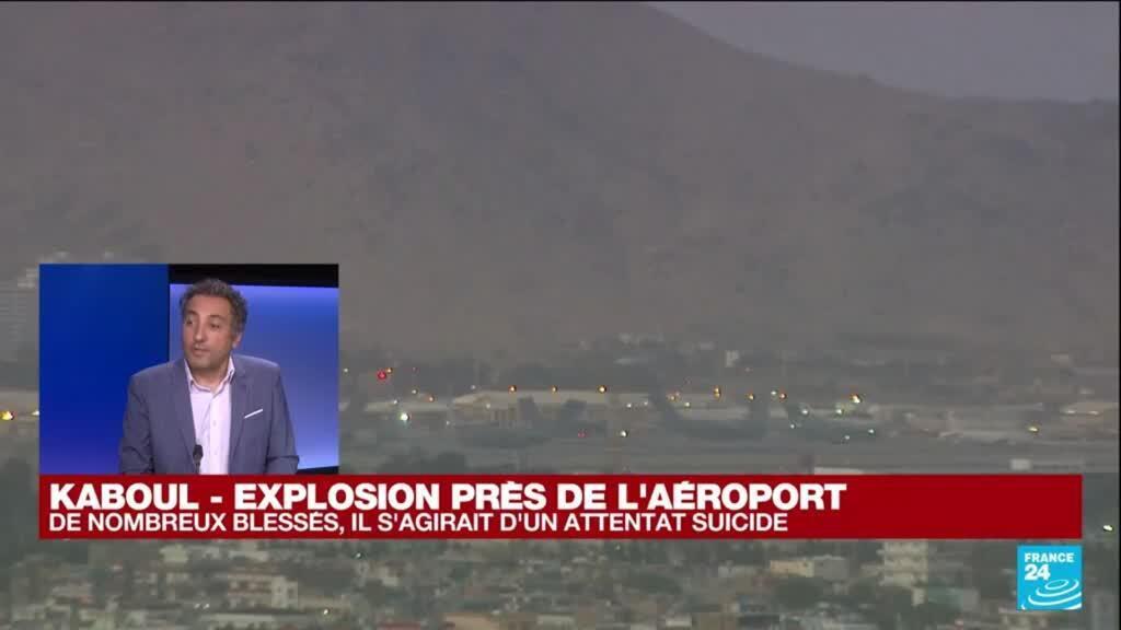 2021-08-26 16:09 URGENT - L'explosion aurait fait de nombreuses victimes