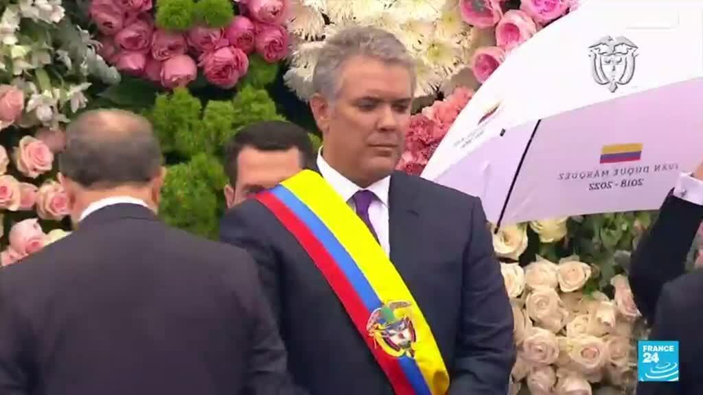 2021-08-07 19:06 Tres años de Iván Duque en la Presidencia de Colombia