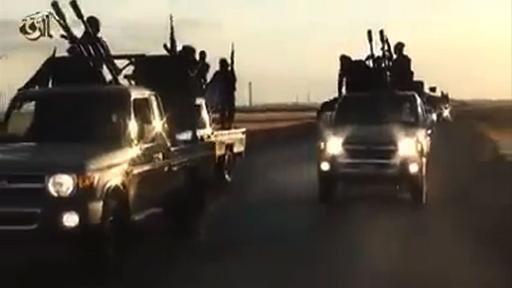نشرت على موقع الرقة التابع لتنظيم الدولة الإسلامية على يوتيوب في 23 أيلول/سبتمبر 2014