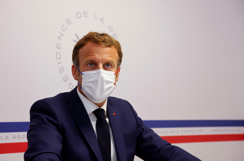 Macron 11 aout
