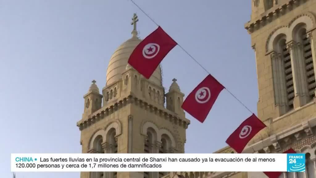 2021-10-11 19:33 Presidente de Túnez nombró nuevo gabinete once semanas después de disolverlo
