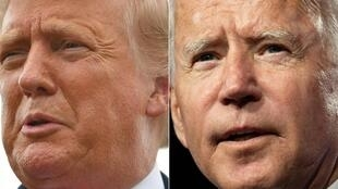 After months of shadow boxing, President Donald Trump and Democratic challenger Joe Biden will finally meet on the debate stage