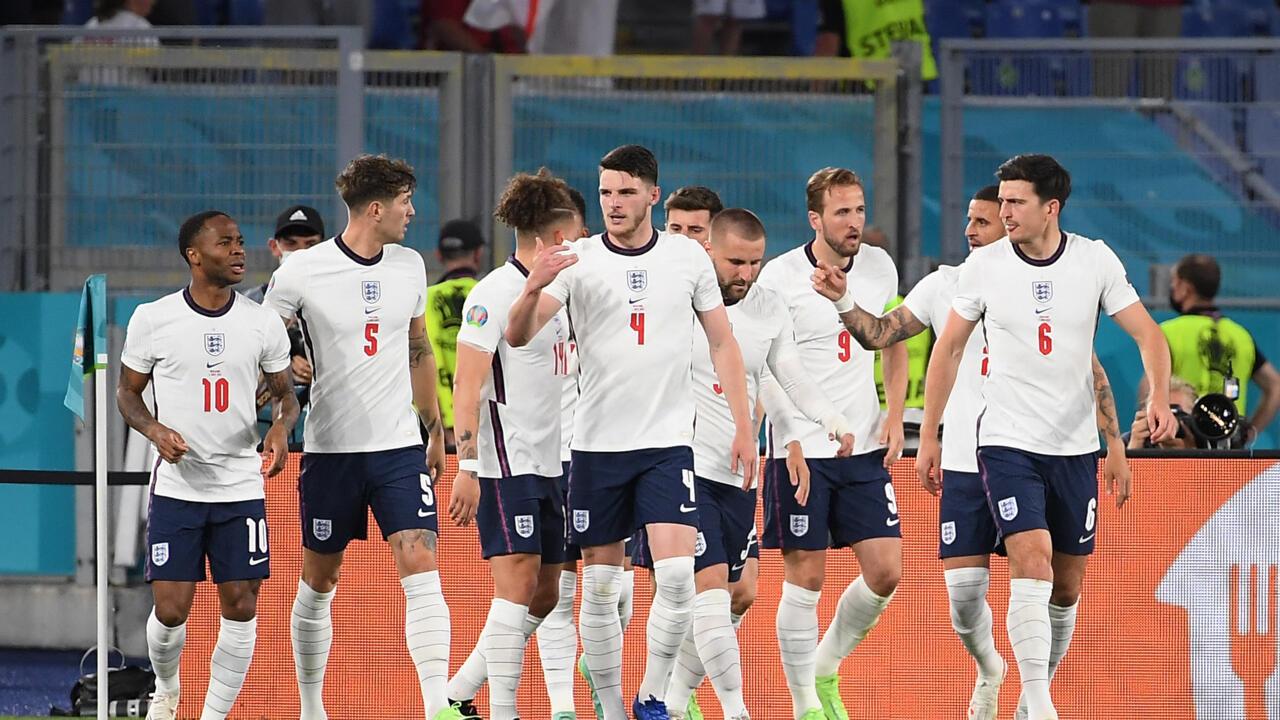 كأس الأمم الأوروبية 2021: إنكلترا تكتسح أوكرانيا 4-صفر وتلحق بالدانمارك إلى نصف النهائي