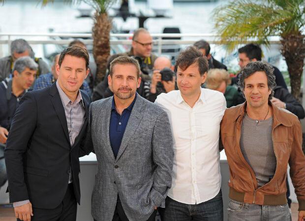 "Channing Tatum, Steve Carell, Bennett Miller et Mark Ruffalo pour ""Foxcatcher"""