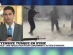 Offensive turque en Syrie : en France, une résolution pour condamner l'action d'Ankara