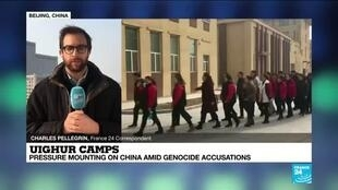 2021-02-25 08:08 Uighur camps: Pressure mounting on China amid genocide accusations