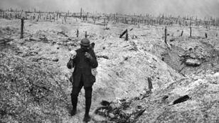 While Germany has gone to great lengths to remember and atone for World War II, remembrance of the First World War is far more low-key