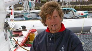 Le navigateur Laurent Bourgnon en 2003.