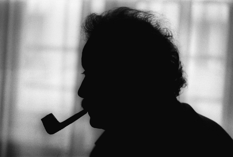 Ritratto nel backstage di Georges Presence, 9 ottobre 1972 a Parigi