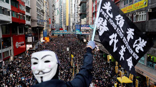 2019-12-08 Hong Kong protests