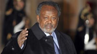 Le président Ismaël Omar Guelleh brigue un quatrième mandat de cinq ans.