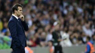Julen Lopetegui avait annoncé mardi qu'il allait rejoindre le Real Madrid.