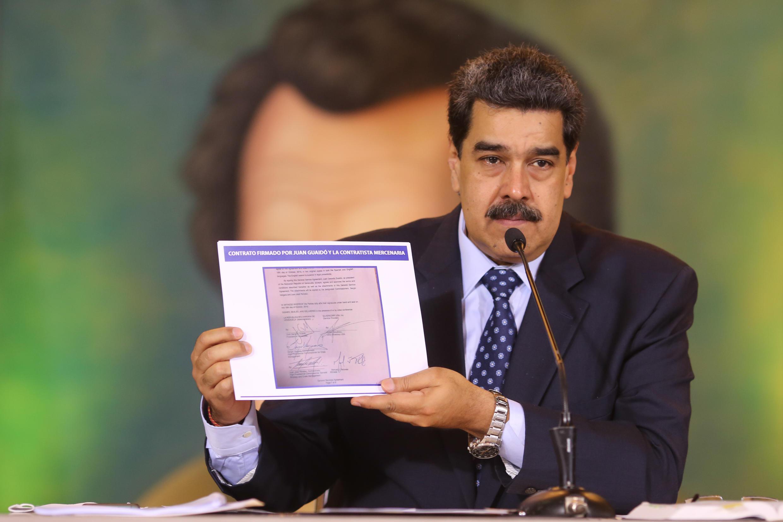 venezuela maduro invasion