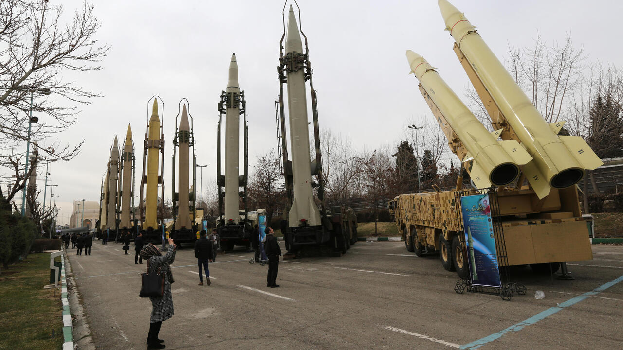 Iran says UN arms embargo on Tehran has been lifted - France 24