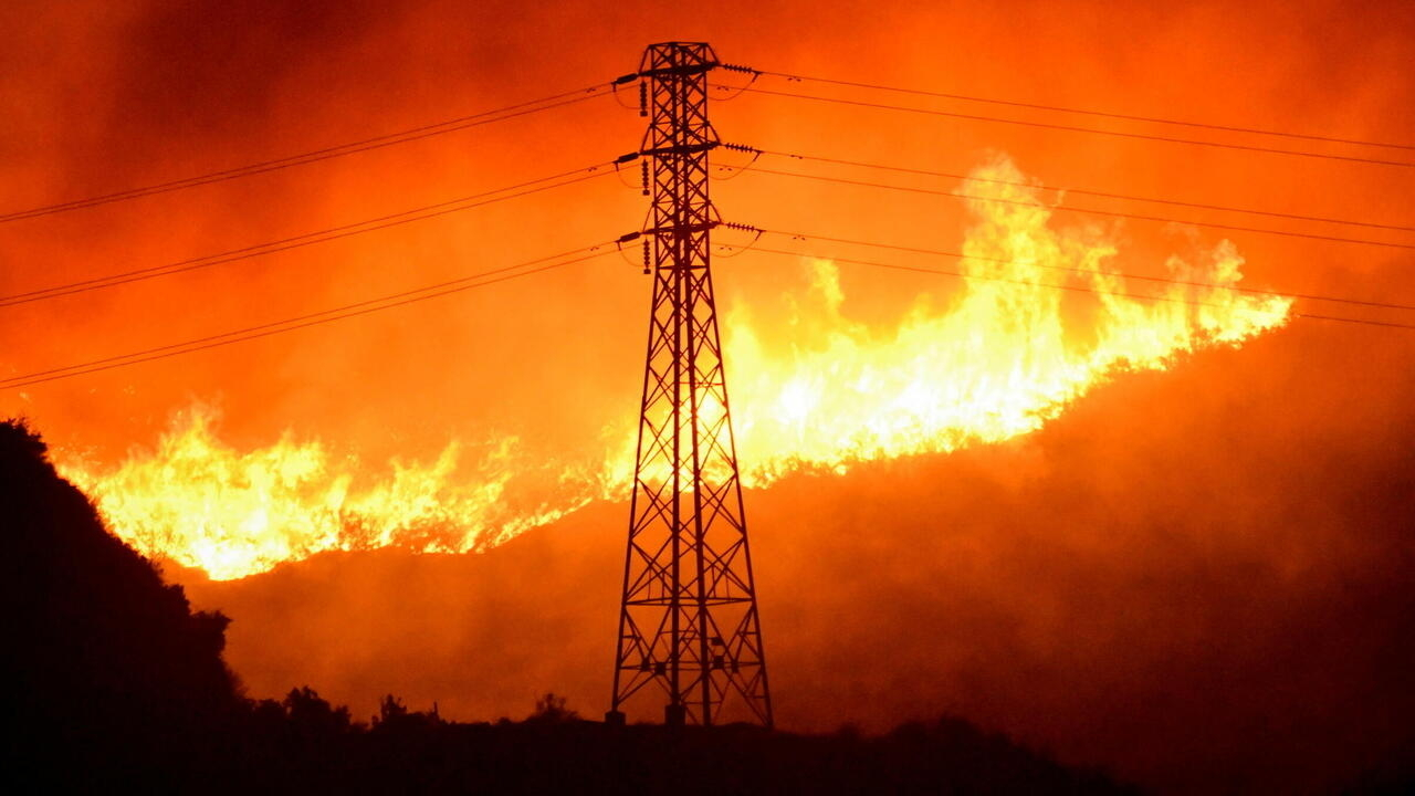 Climate change will cause global tensions, say US intelligence services