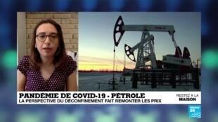2020-05-05 09:06 Covid-19 : La perspective du déconfinement fait remonter les prix du pétrole