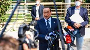 Berlusconi has had a string of health problems in recent years.