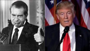 Richard Nixon et Donald Trump ont tous les deux renvoyé un officiel qui enquêtait sur eux.