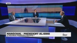 Le Débat de France 24 - lundi 5 avril 2021