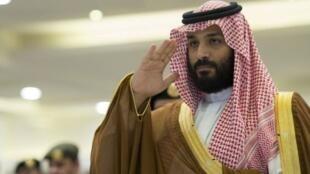 Le prince héritier d'Arabie Saoudite, Mohammed ben Salmane, a lancé en novembre 2017 une vaste opération anticorruption.