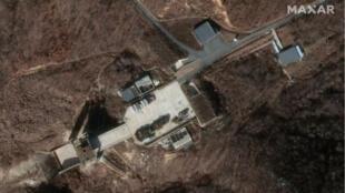 صور حللها خبراء أمريكيون لأحد مواقع إطلاق الصواريخ الكورية الشمالية