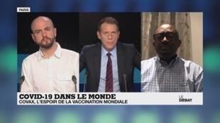 Le Débat de France 24 - mardi 2 mars 2021