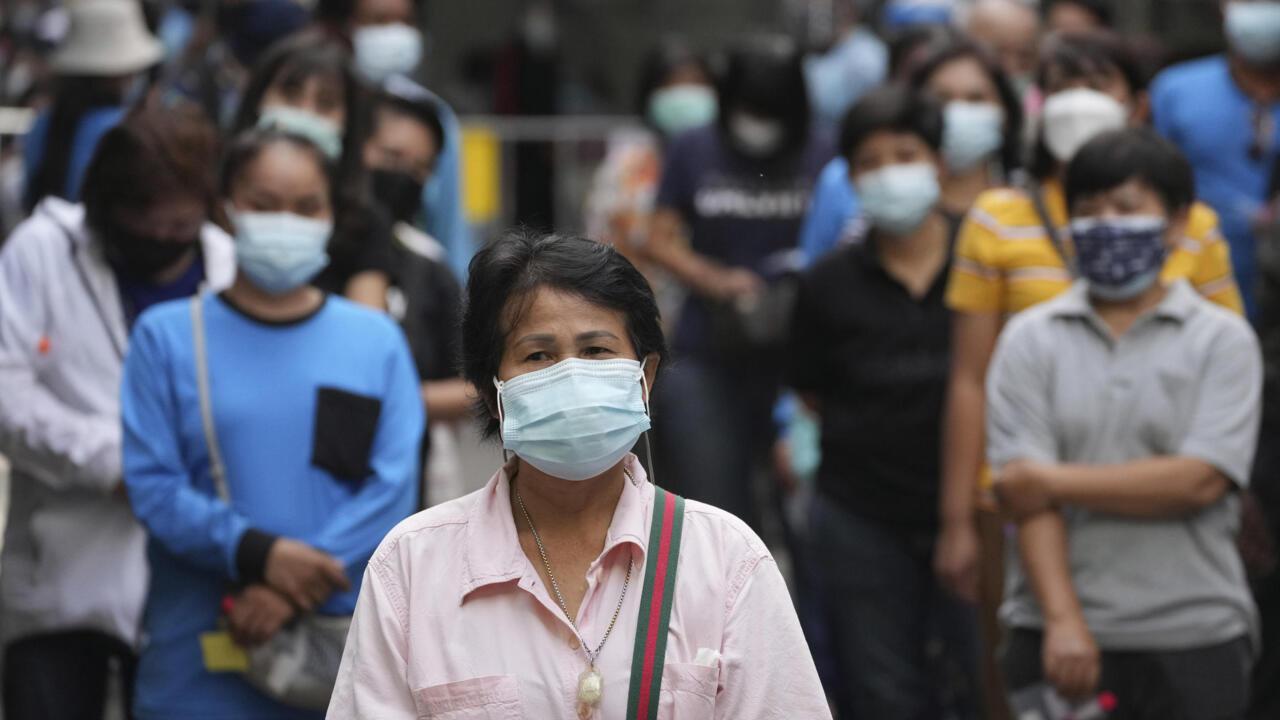Thailand struggles to contain a new coronavirus wave