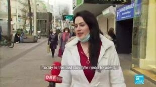 2020-11-17 08:07 Coronavirus pandemic: Austria enters second national lockdown