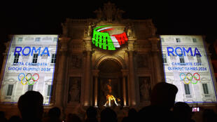 Rome officialise le retrait de sa candidature pour l'organisation des JO-2024