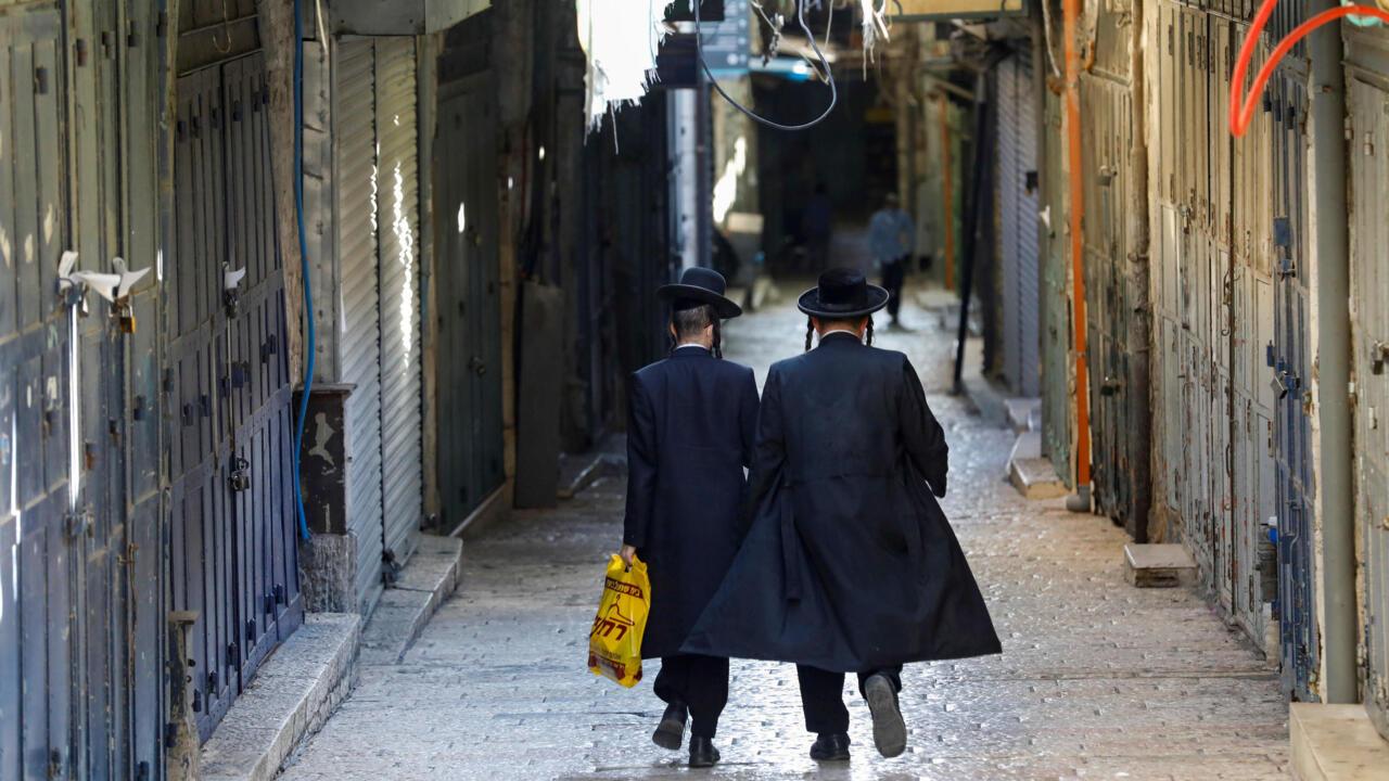 Israel begins gradual easing of lockdown measures as Covid-19 cases decline
