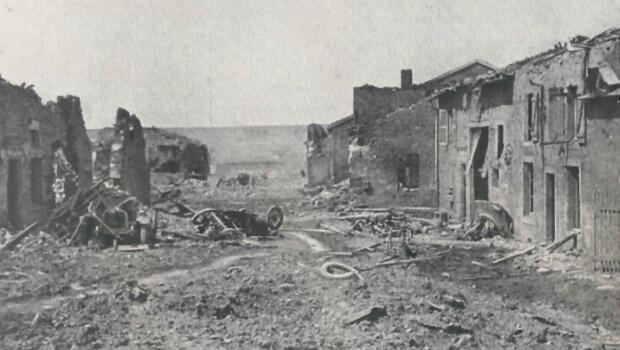 Fleury-devant-Douaumont pendant la Première Guerre mondiale