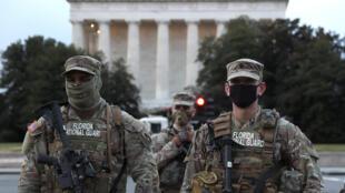 Guardia Nacional AFP