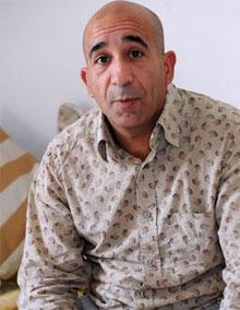 Abdelkader Azzimani, le deuxième condamné innocenté (crédit : AFP)