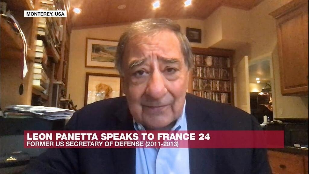 Former CIA Director Leon Panetta:  'Donald Trump is damaging US national security'
