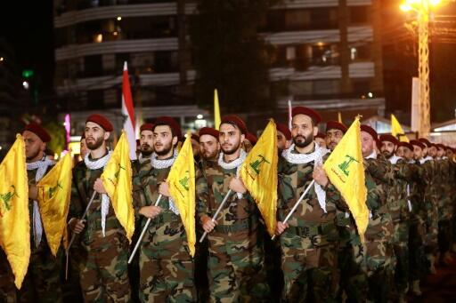 Hezbollah says explosive-laden drone damaged its media centre