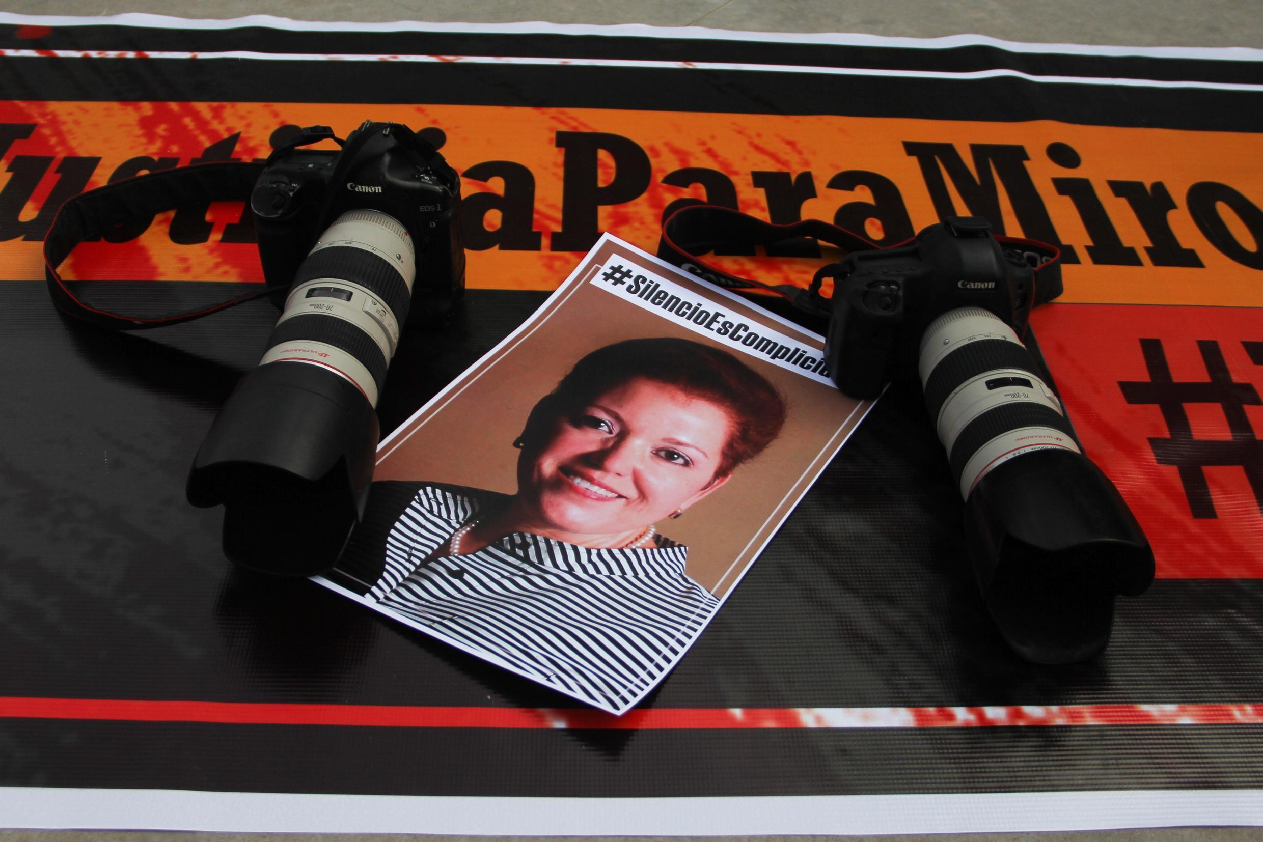 The murder of Miroslava Breach was one of the few media killings in Mexico since 2000 that has been solved