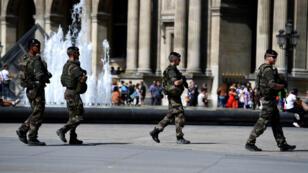 """Le commando entendait """"clairement [...] commettre un attentat"""", a déclaré le 9 septembre le procureur de Paris, François Molins."""