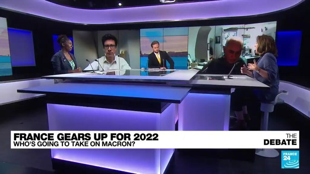 France gears up for 2022: Who's going to take on Macron?