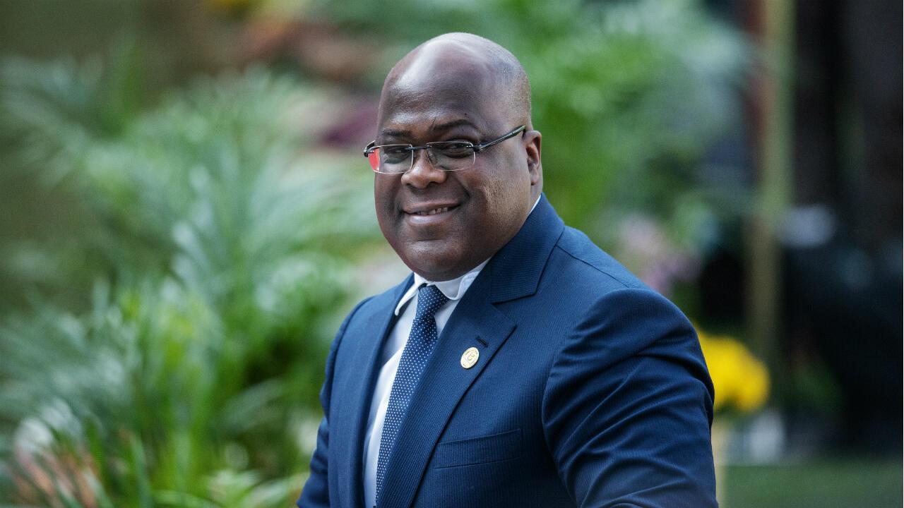 Felix Tshisekedi DRC