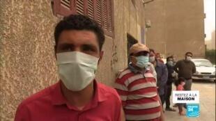 2020-04-09 14:06 Coronavirus en Egypte : Par solidarité, 20 % du salaire des fonctionnaires sera versé aux plus démunis