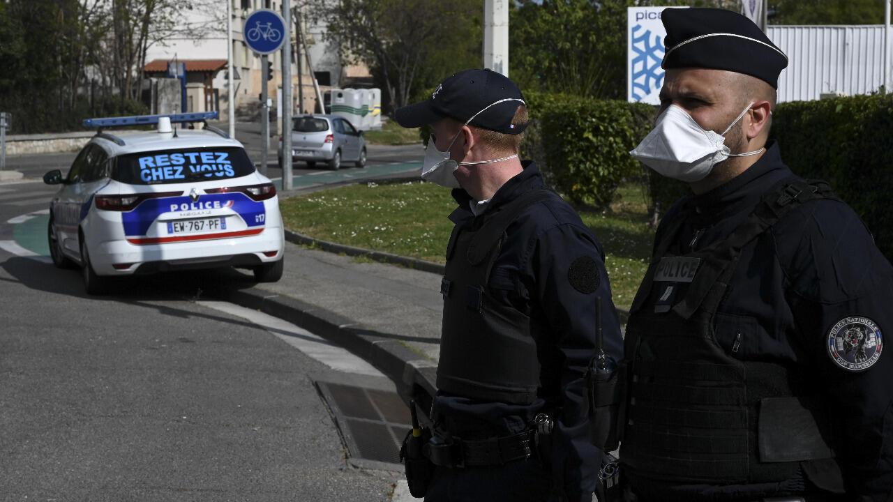 police covid-19