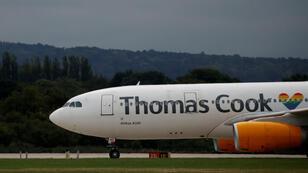 Thomas Cook opérait une flotte d'une centaine d'avions.