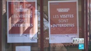"""2020-03-25 13:02 Coronavirus en France : """"Un drame à huis clos"""" dans les Ehpad"""