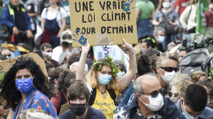 France Climate March
