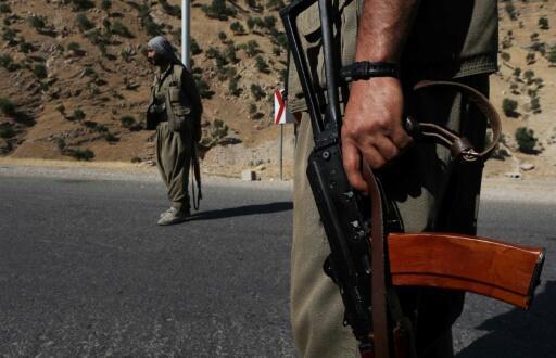 تركيا تعتقل خمسة ألمان للاشتباه بارتباطهم بحزب العمال الكردستاني
